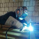Usługi ślusarskie, spawanie stali kwasoodpornej aluminium