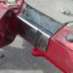 Spawacz praca ślusarstwo naprawy maszyna rolnicza pług Podlasie